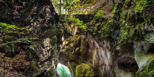 In Kellern und Höhlen: Verborgene Schätze der Fränkischen Schweiz (3)