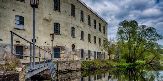 Von der Rolle: Die Faszination der stillgelegten Papierfabrik (5)