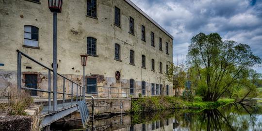 Von der Rolle: Die Faszination der stillgelegten Papierfabrik (4)