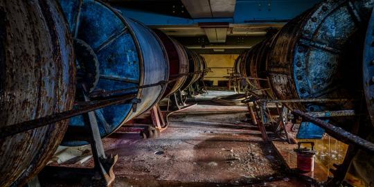 Nicht nur Scherben: Der Reiz der alten Porzellanfabrik (2)