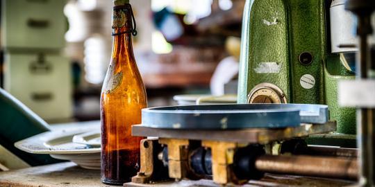 Nicht nur Scherben: Der Reiz der alten Porzellanfabrik (3)