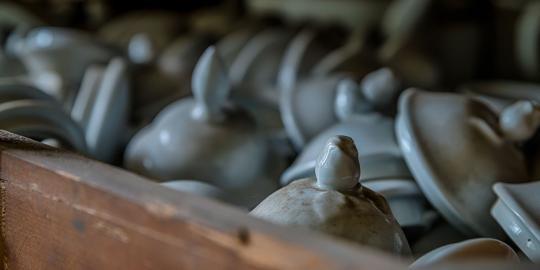 Nicht nur Scherben: Der Reiz der alten Porzellanfabrik (5)