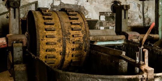 Von der Rolle: Die Faszination der stillgelegten Papierfabrik (3)