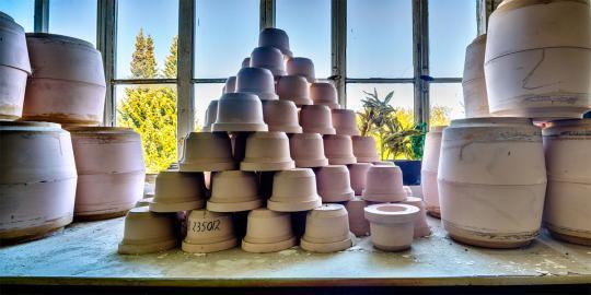Nicht nur Scherben: Der Reiz der alten Porzellanfabrik (1)