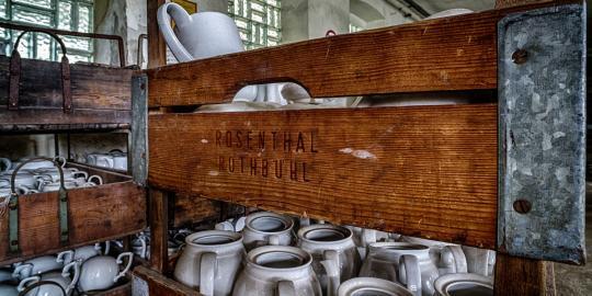 Nicht nur Scherben: Der Reiz der alten Porzellanfabrik (4)