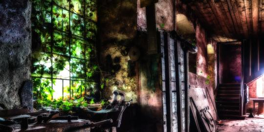 Zauberhaft rot: Die historische Glasschleife (4)