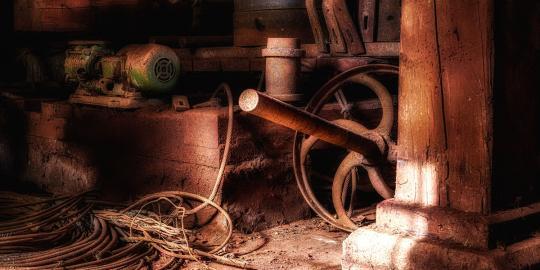 Zauberhaft rot: Die historische Glasschleife (5)