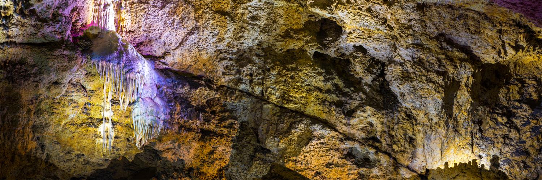 Tropfsteinhöhle in der Fränkischen Schweiz